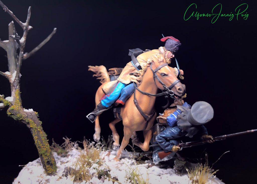 cossack attack alfonso jaraiz 15