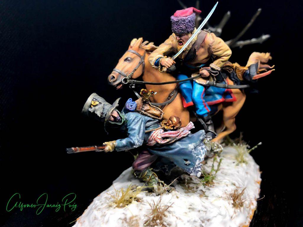 cossack attack alfonso jaraiz 33