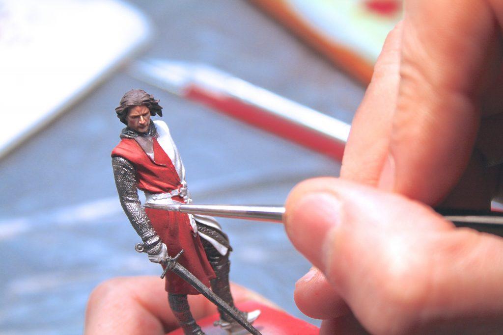 pintura de figuras alfonso jaraiz copia